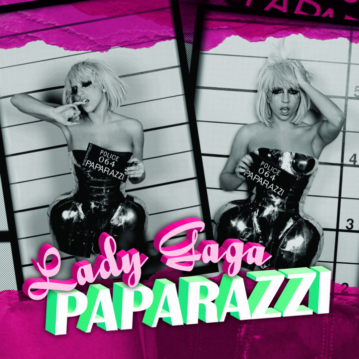 Lady Gaga Paparazzi Cover 2009