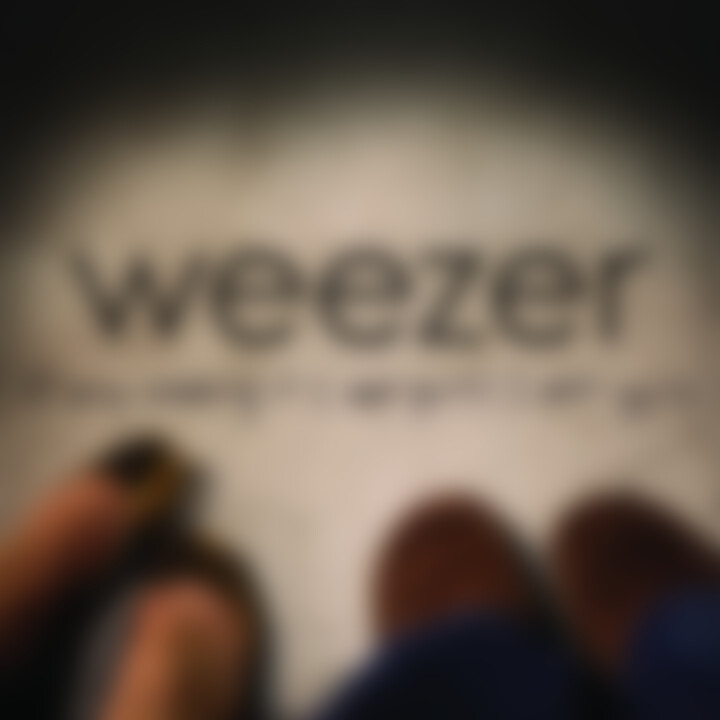 Weezer I want you to Cover 2009