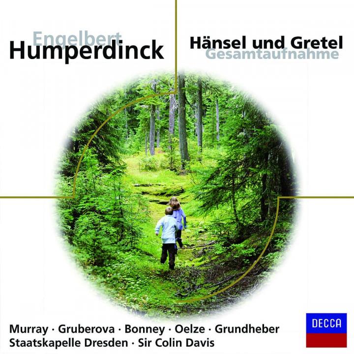 Hänsel und Gretel (GA): Gruberova/Jones/Davis/Sd