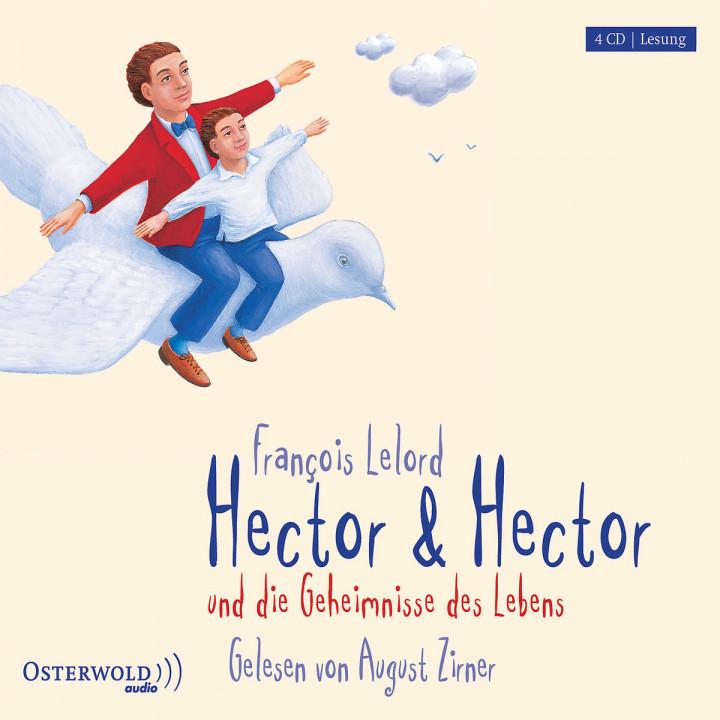 Lelord: Hector / Hector & d. Geheimnisse d. Lebens: Steck,Johannes