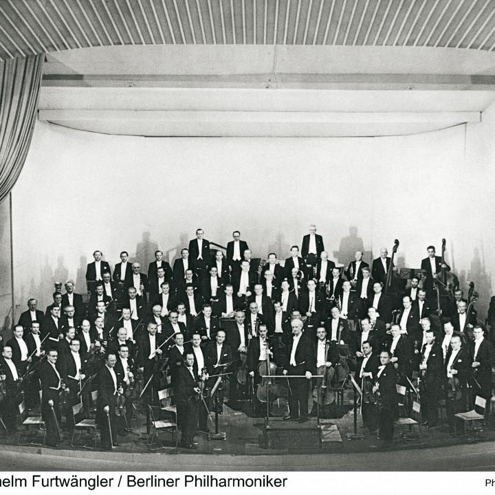 Furtwaengler und die Berliner Philharmoniker ©Ullmann / DG