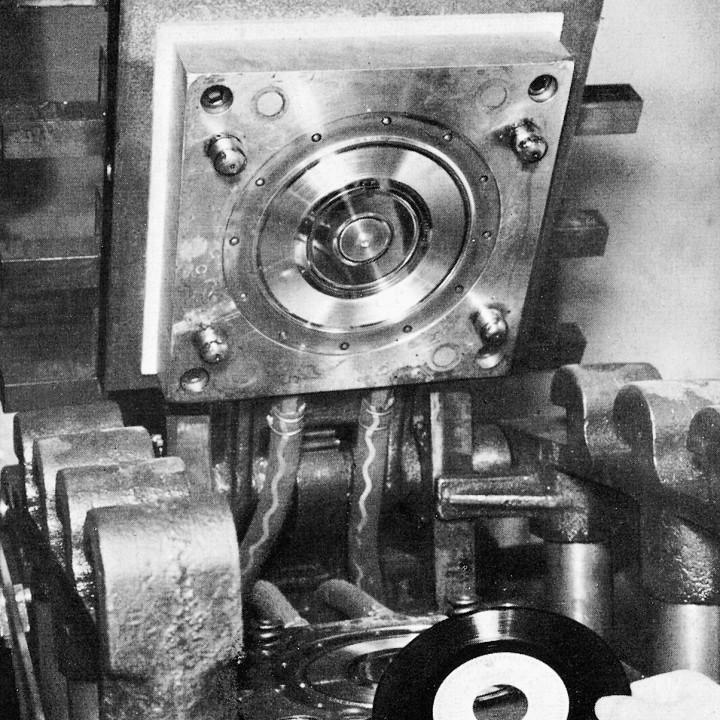 Mikrorille Presswerk 1 ©DG Photo Archiv
