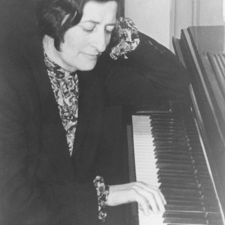 Elsa Schiller © DG Photo Archiv