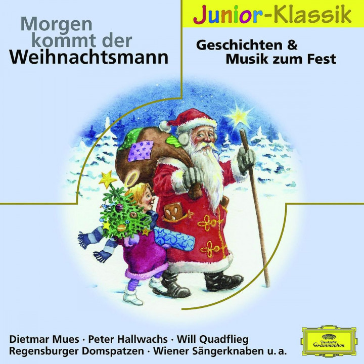 Morgen kommt der Weihnachtsmann: Wiener Sängerknaben/Mues,D./+