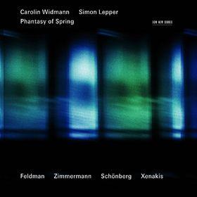 Carolin Widmann, Feldman, Zimmermann, Schönberg, Xenakis, 00028947633105