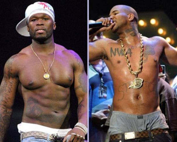50 Cent, 50 Cent will The Game aus dem Rennen werfen!