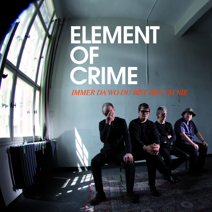 Element Of Crime 060252717600 Cover 2009