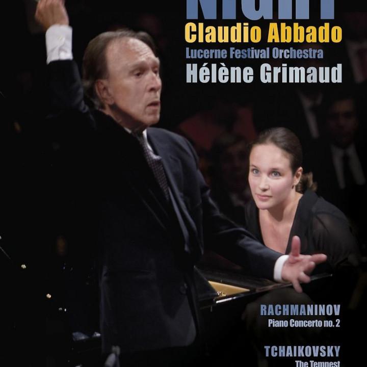 A Russian Night: Grimaud,Helene