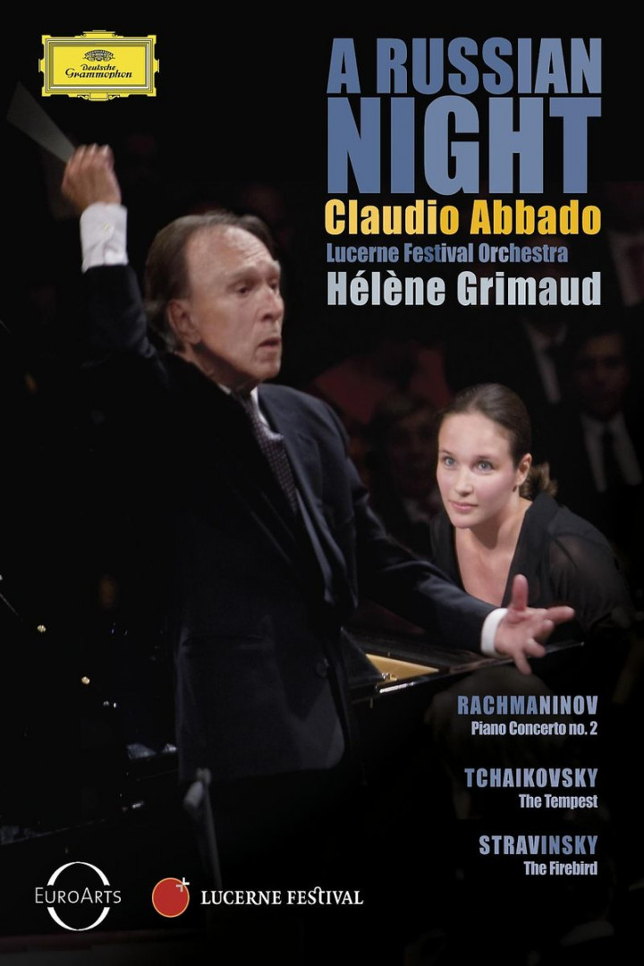 A Russian Night: Grimaud,Helene