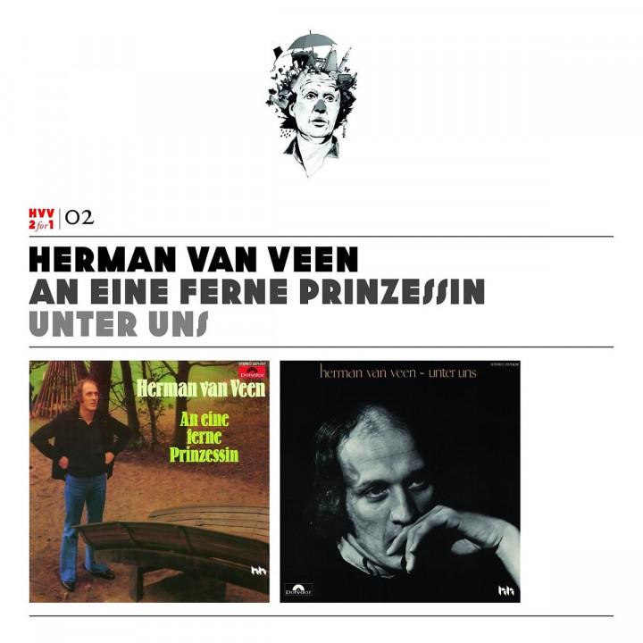 Vol.2: An eine ferne Prinzessin/Unter uns: Veen,Herman van