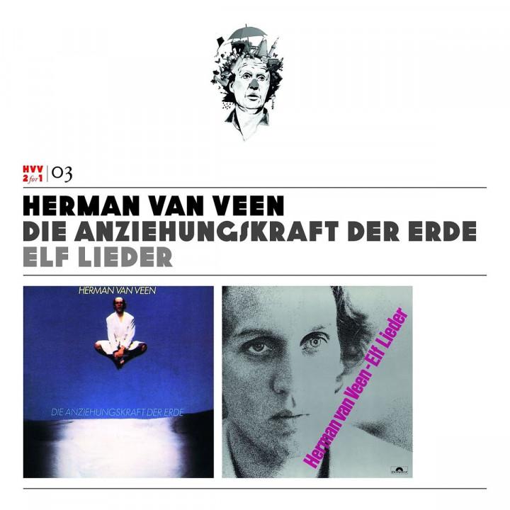 Vol.3: Die Anziehungskraft der Erde/Elf Lieder: Veen,Herman van