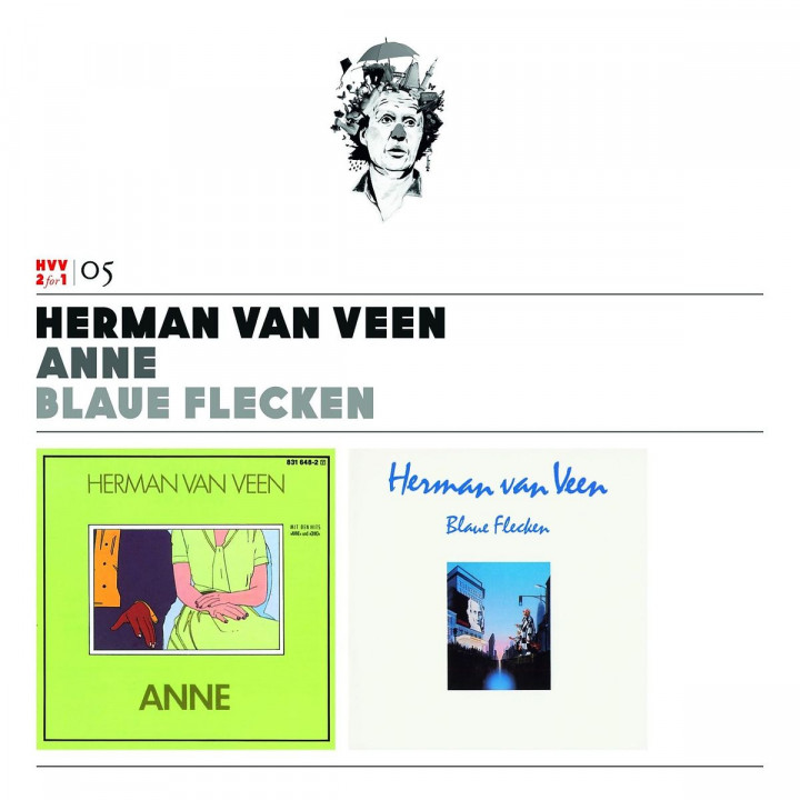 Vol.5: Anne/Blaue Flecken: Veen,Herman van