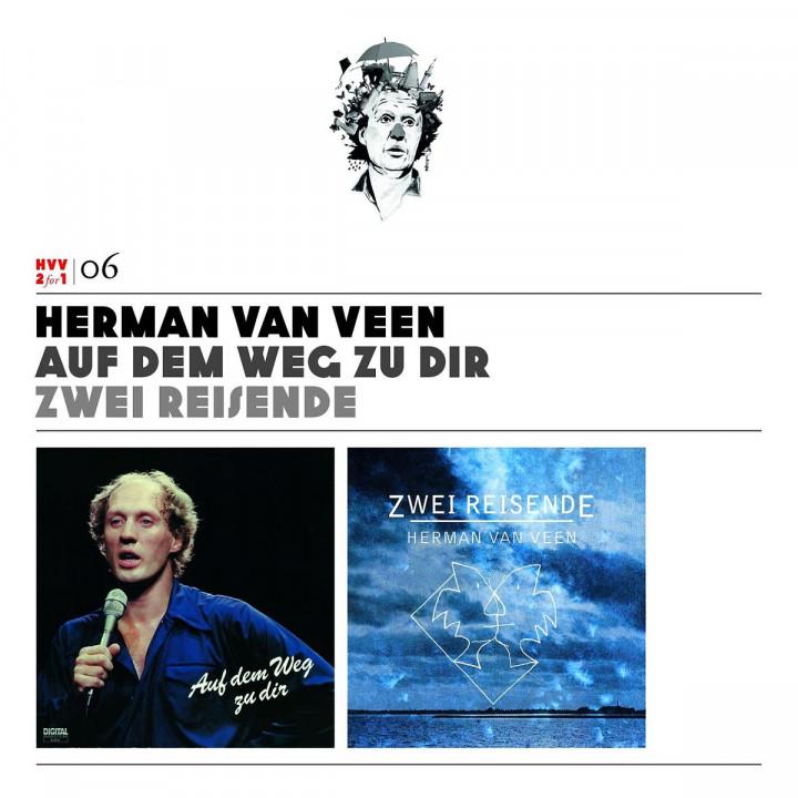 Vol.6: Auf dem weg zu Dir/Zwei Reisende: Veen,Herman van