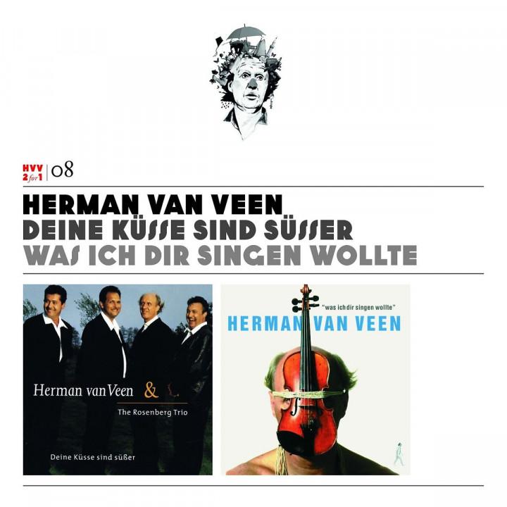 Vol.8:Deine Küsse sind Süßer/Was ich singen wollte: Veen,Herman van