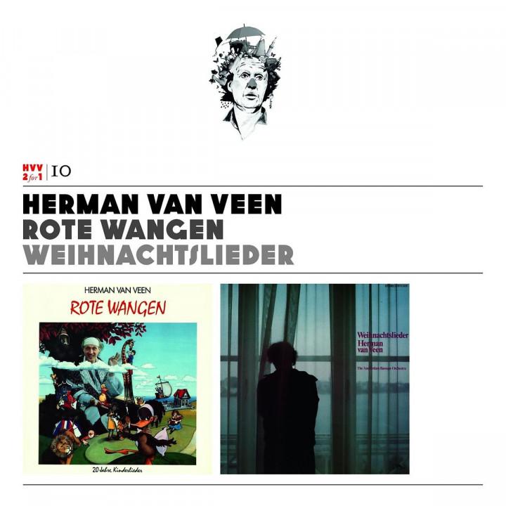 Vol.10: Rote Wangen/Weihnachtslieder: Veen,Herman van