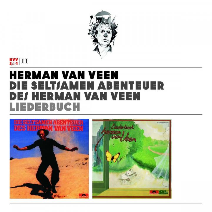 Vol.11:Die seltsamen Abenteuer.../Liederbuch: Veen,Herman van