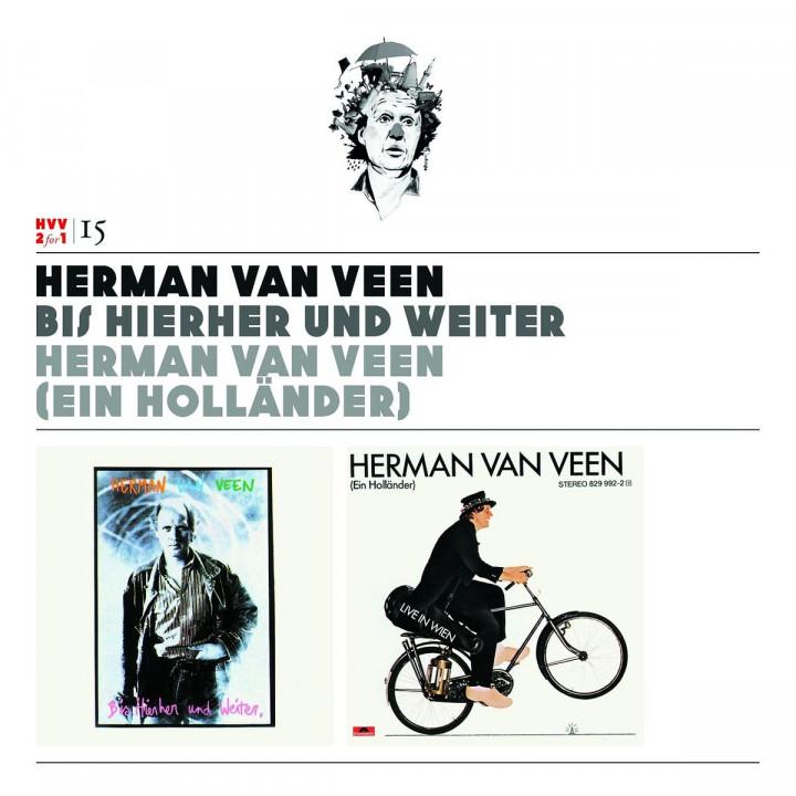 15:Bis hierher und weiter/H.v.Veen (Ein Holländer): Veen,Herman van