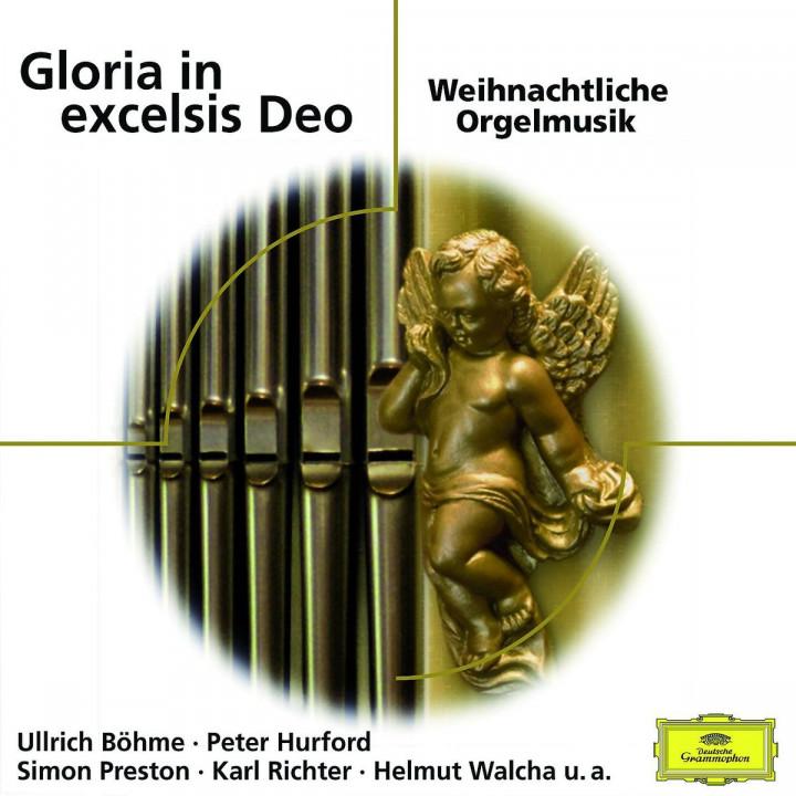 Gloria in excelsis Deo - Weihnachtliche Orgelmusik