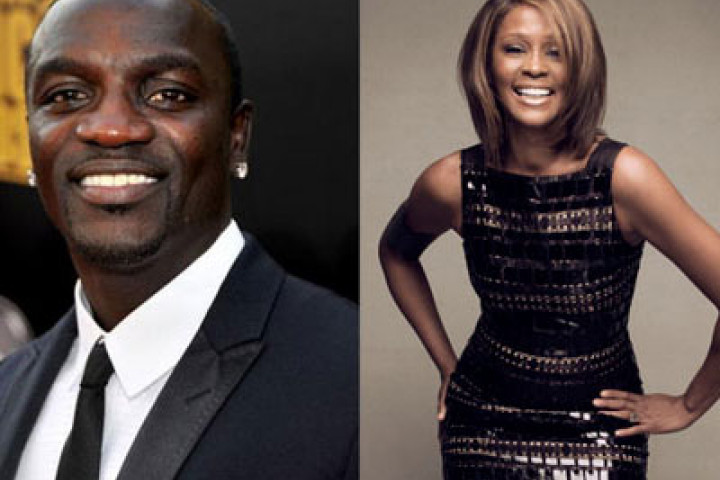 Akon & Whiteny Houston