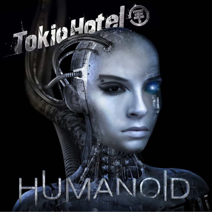 Tokio Hotel humanoid Eng Cover 2009