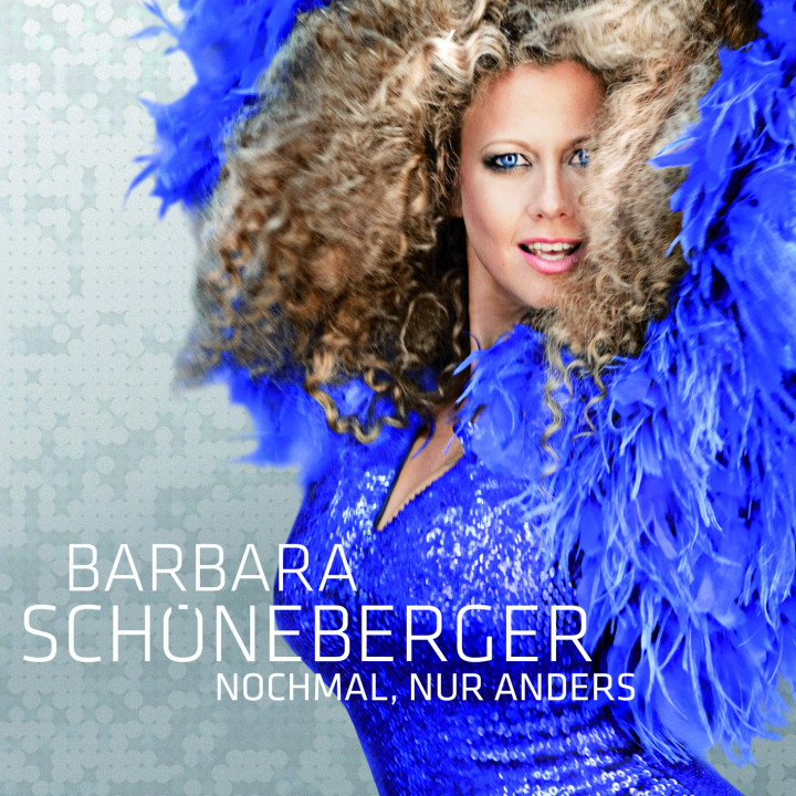 Barbara Schöneberger Nochmal, nur anders Cover 2009