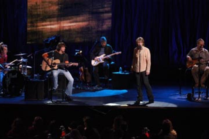Bon Jovi - Fotos vom DVD Shoot 2003