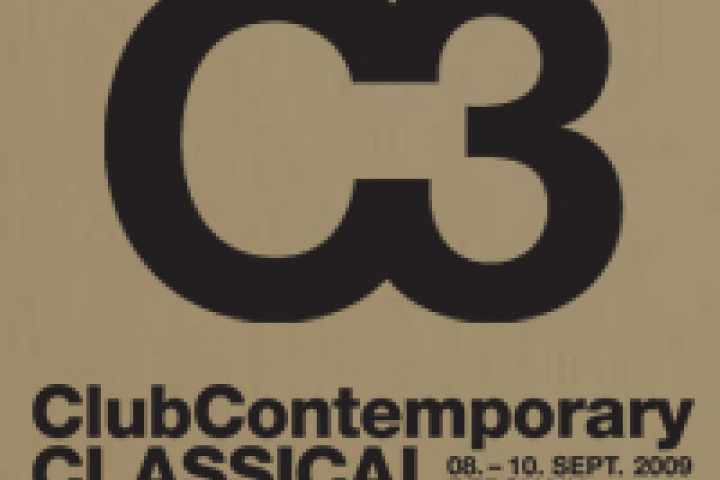 CLUB CONTEMPORARY CLASSICAL C3 Festival