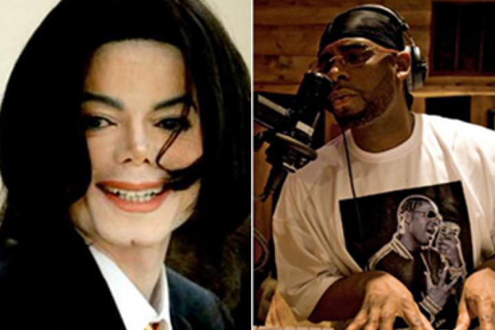 Michael Jackson + R.Kelly