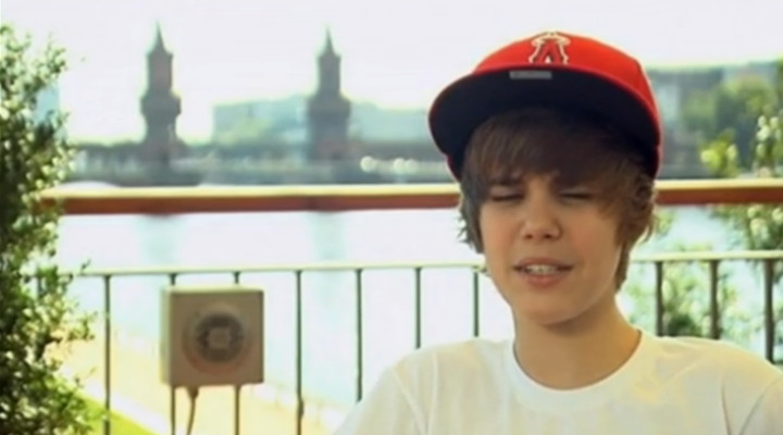 Justin Bieber Interview 2009