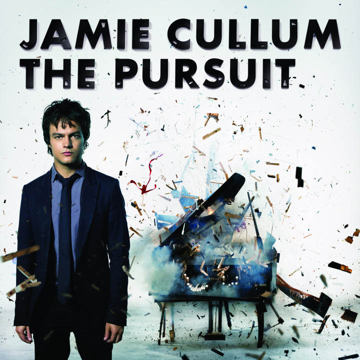Jamie Cullum The Pursuit Cover 2009