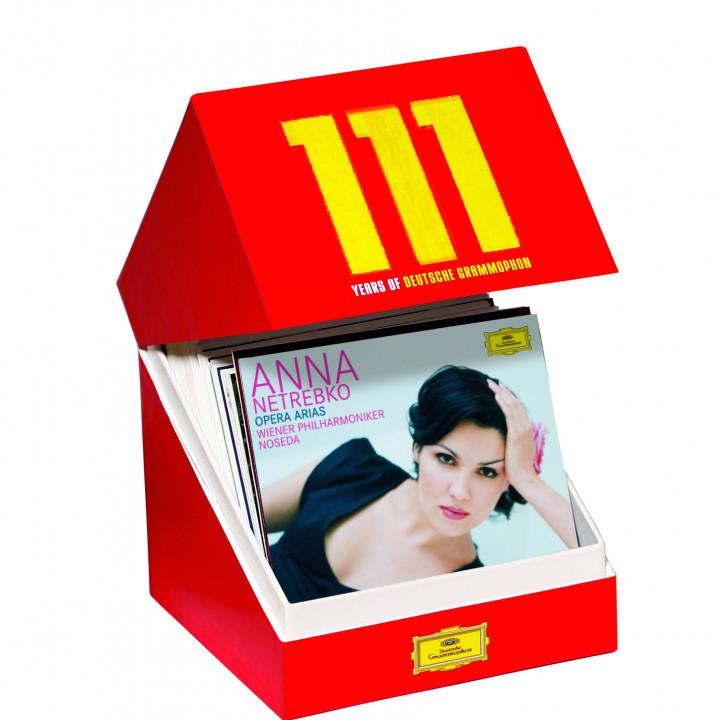 111 Meisterwerke Box - 111 Jahre Deutsche Grammophon