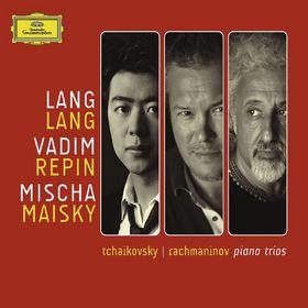 Mischa Maisky, Piano Trios (Tchaikovsky, Rachmaninov), 00028947780991