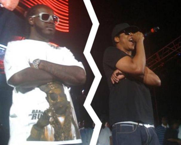 Jay-Z, Jigga antwortet auf T-Pains F*ck Jay-Z