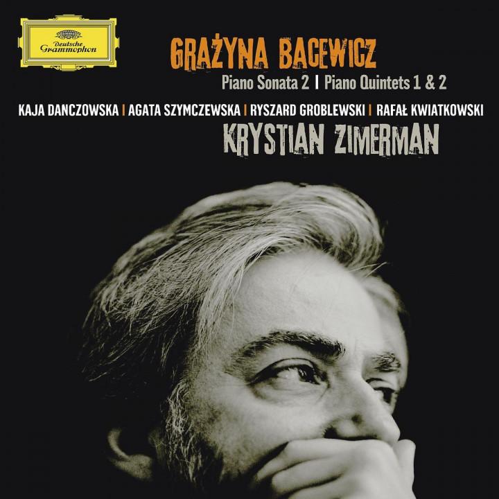 Bacewicz: Klaviersonate Nr.2, Quintette Nr.1 & 2