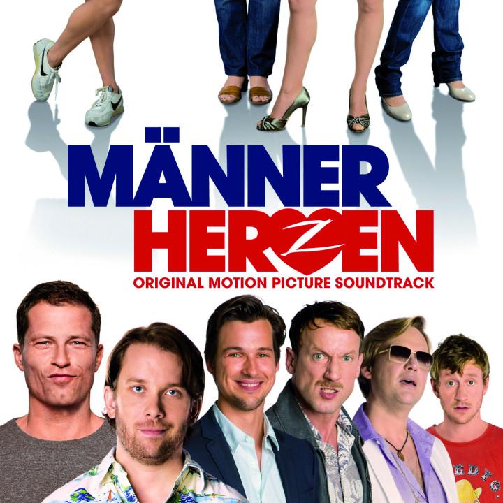 Männerherzen Album Cover 2009