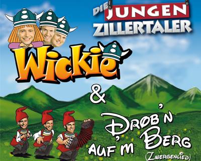 Die Jungen Zillertaler, Die Party geht mit dem Song Wickie in eine neue Runde