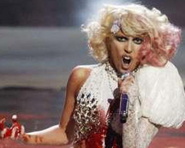 Lady Gaga, Nominiert für die MTV Europe Music Awards in Berlin