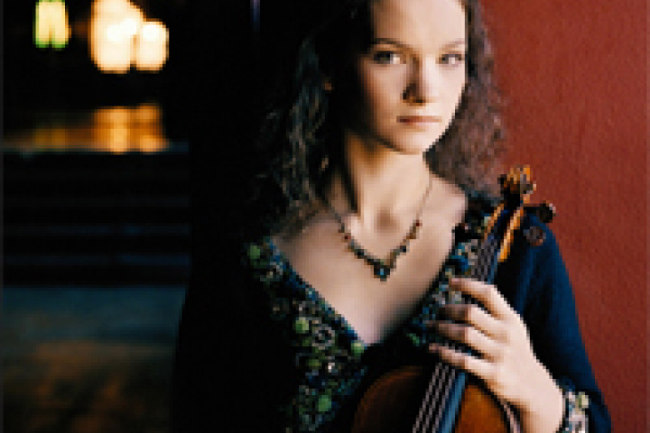 Hilary Hahn © Mathias Bothor / DG