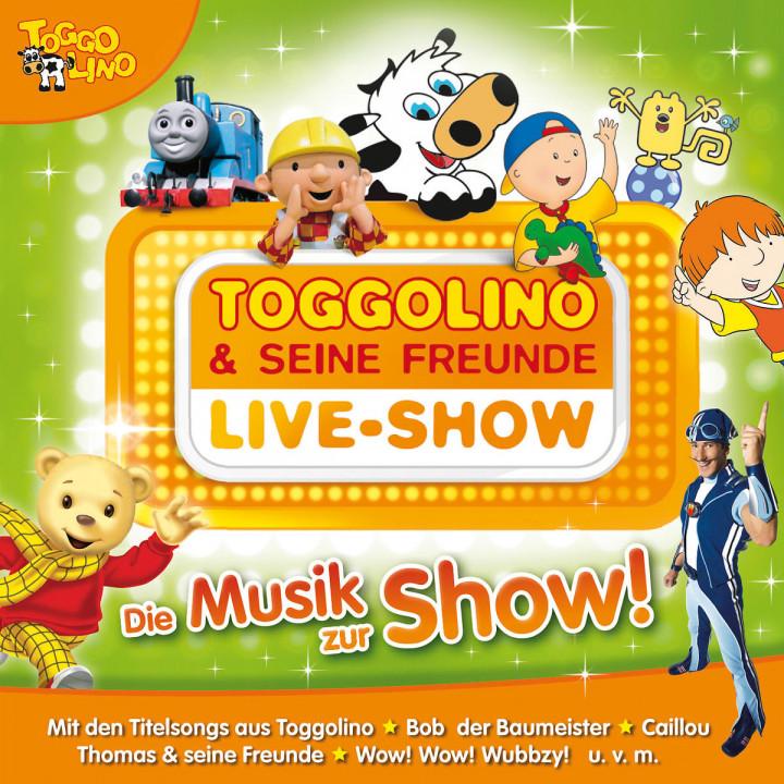 TOGGOLINO Live-Show - die Musik zur Show!: Various Artists