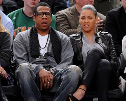Jay-Z, Beyonce klaut von Jay-Z?