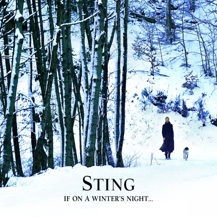If on a winter's night (Ltd. Deluxe Ed.): Sting