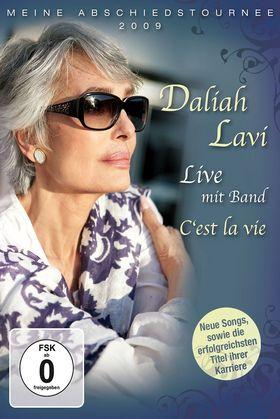Daliah Lavi, C'est la vie - Live, 00602527126678