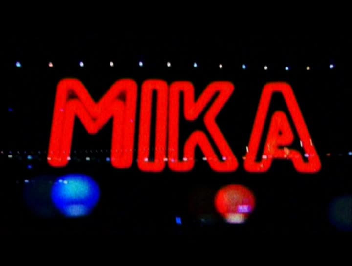 MIKA Trailer 2009