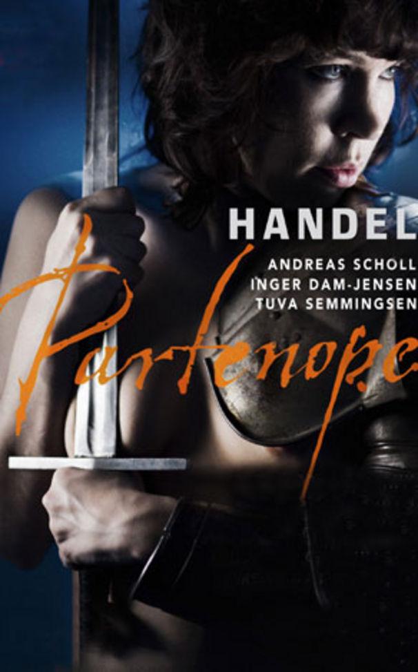 Georg Friedrich Händel, Partenope, die fröhliche Sirene