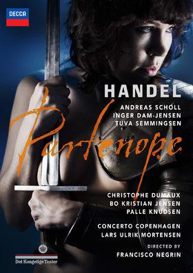 Andreas Scholl, Händel: Partenope (2 DVD): Scholl,Andreas/Royal Danish Opera, 00044007433485
