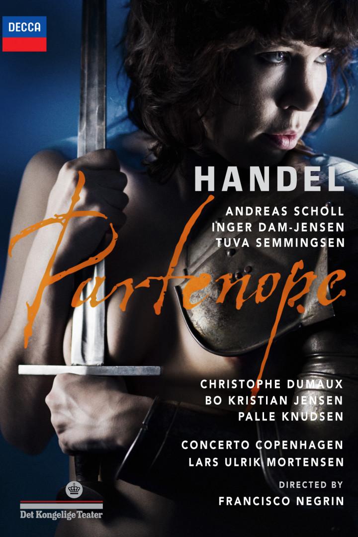 Partenope - Händel - DVD © Decca