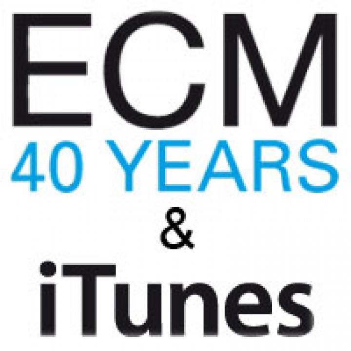 ECM 40 Years on iTunes