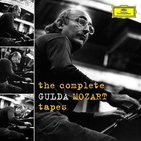 Friedrich Gulda, Mozart, W.A.: Sonatas, 00028947784661