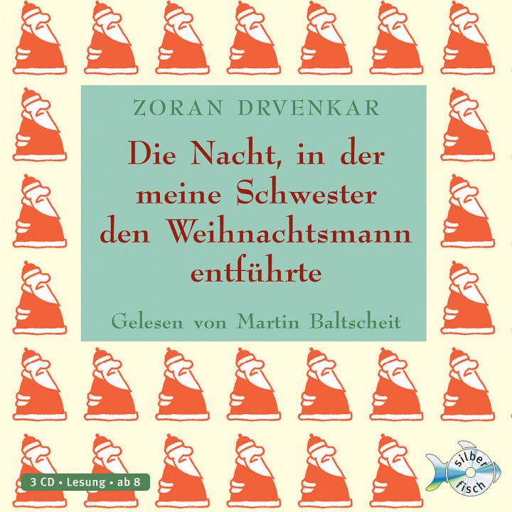 Zoran Drvenkar:Die Nacht,in der meine Schwester...: Baltscheidt, Martin
