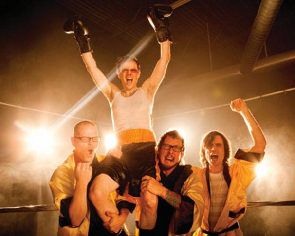 Weezer, Raditude zum besten Vertigo-Album des Jahres wählen